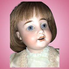 German Bisque Head  Doll 1894 DEP
