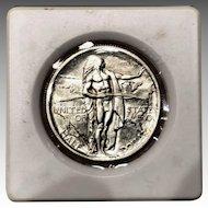 1926-S Commemorative Oregon Trail Silver Half Dollar