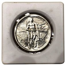 1926-S Commemorative Oregon Trail Silver Half Dollar