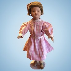 Character Schoenhut Doll with Original Shoes