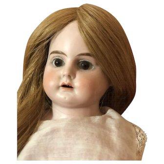 Heubach Koppelsdorf Bisque Head Doll 1902