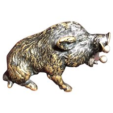 Wild Boar Cigar Cutter