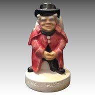 Marshall Field's Uncle Mistletoe Sebastian Miniature Figure