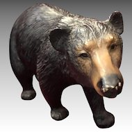 Early Finely Detailed Breyer Black Bear