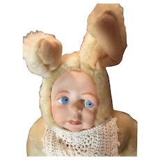 Faith Wick Easter Rabbit Doll Hunny Bunny