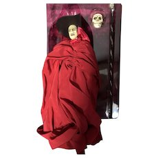 The Phantom of the Opera Figure Mask of the Red Death