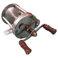 PFlueger No. 1893L Vintage Bait Casting Reel. Nice USA made Fishing Reel