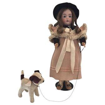"19"" Antique Kestner Doll Model #171- Marked Head and Body"