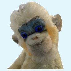 "Steiff ""Mungo"" Multi-colored monkey circa 1950's"