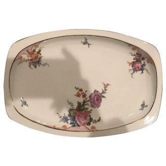 Vintage Epiag Czechoslovakian Large Porcelain Platter