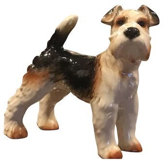 Goebel Fox Terrier