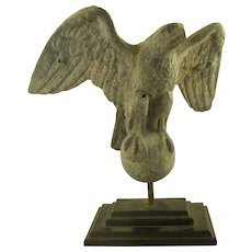 Eagle Weathervane Full Bodied Zinc