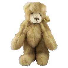 Vintage Teddy Bear by Diana Watts