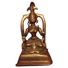 Authentic, antique religious artifact