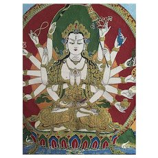 Hindu goddess.., Lakshmi/Laxmi
