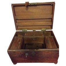 Pre WWll stationary desk top box