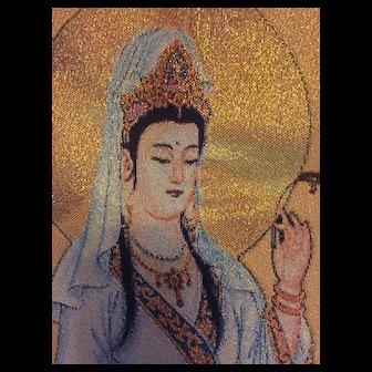 Beautifully detailed Avalokitesvara Guanyin