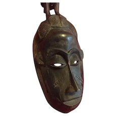 Authentic 40's ceremonial mask..
