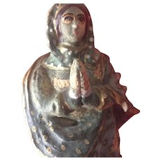 Authentic, antique Italian Santos