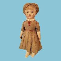 "21"" antique cloth J.B. Shepherd Philadelphia Baby"