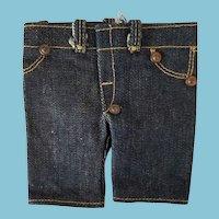 Vintage Buddy Lee tagged Jeans