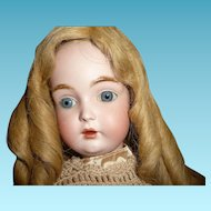 Antique doll Kestner 171 Daisy with beautiful bisque in great condition