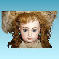 Gorgeous antique Jumeau french doll size 11