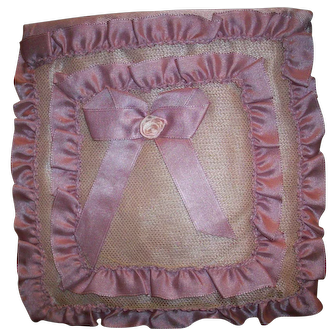 Vintage keeper case for hankies and delicates