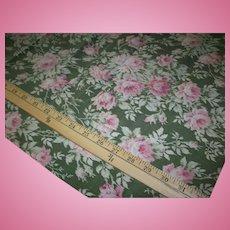 19th Century Rare Linen print