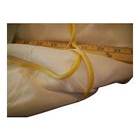 """Mais silk satin backed velvet ribbon 1/4"""" vintage"""