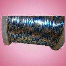 Metallic thread/trim
