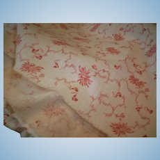 "Civil War period fabric 25"" wide pure cotton"