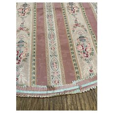 RESERVED until oct. 16 Antique cloth for a doll