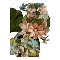 Antique flower bunch