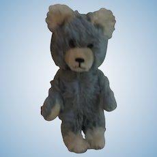 "Blue Teddy Vintage 91/2"" Tall"
