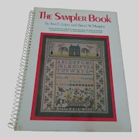 The Sampler Book W/ Many Patterns Included
