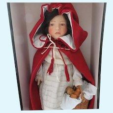 R John Wright Red Riding Hood