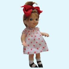 R John Wright Little Miss Starstruck 2019 UFDC Convention Doll