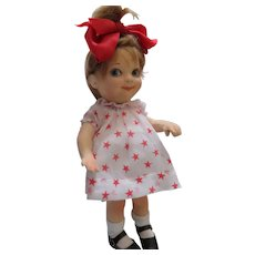 R John Wright Little Miss Starstruck 2019 UFDC Convention Doll