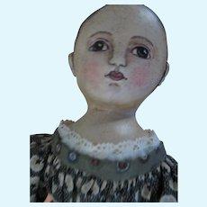 Izannah Walker Artist Doll