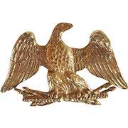 Accessocraft N.Y.C. American Eagle Brooch