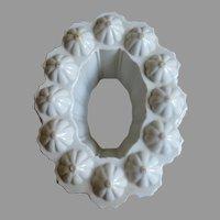 English Porcelain Dessert Mold