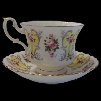 Royal Albert Love Story Tea cup set