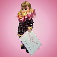 Harlequin Madame Alexander Nutcracker Series MIB