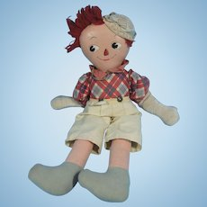 I'm Buddy Cloth Doll. Vintage. American Toy and Novelty.