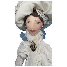 """Cloth Doll Artist """"Doll"""""""