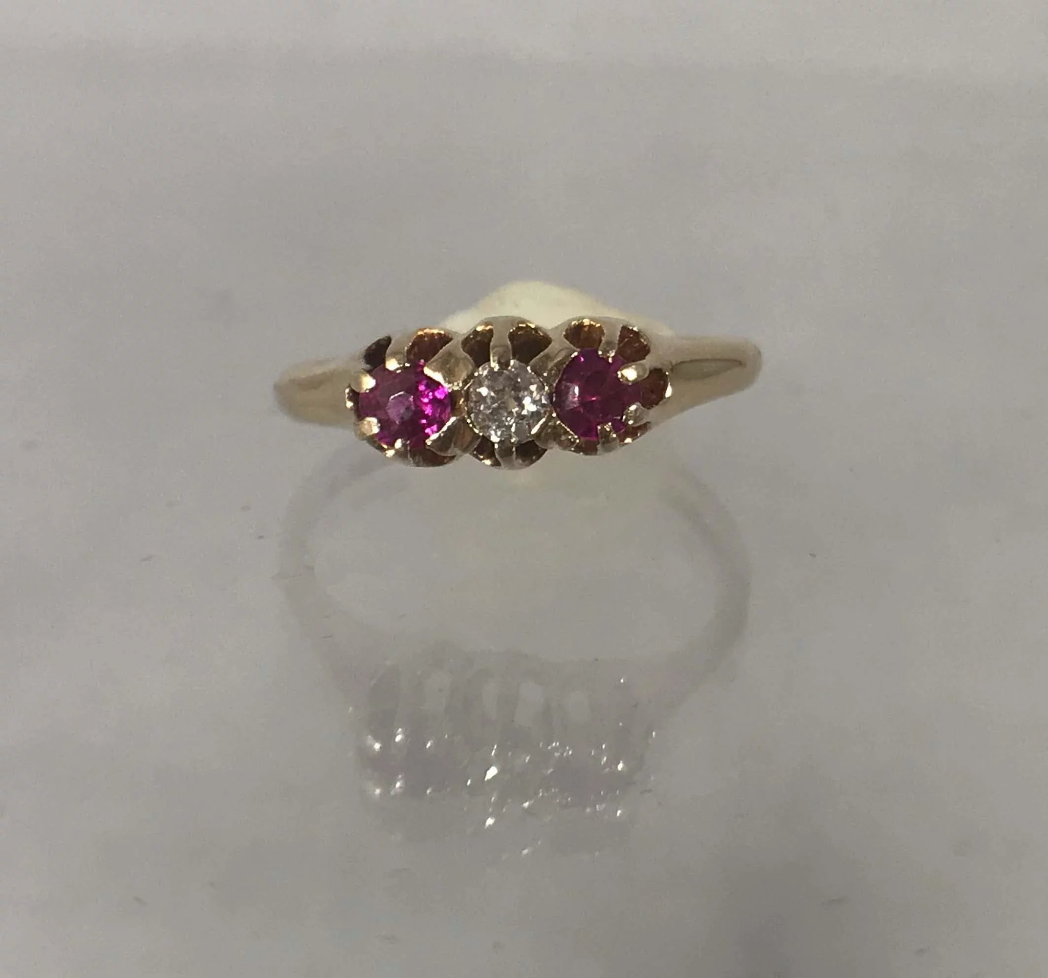 n bayco pin jewels bling ruby platinum pinterest diamond ring