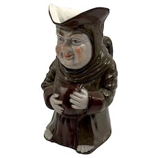 German Friar Toby Holding His Pudgy Tummy