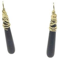 Appartement à Louer Paris Pierced Dangle French Wire Earrings