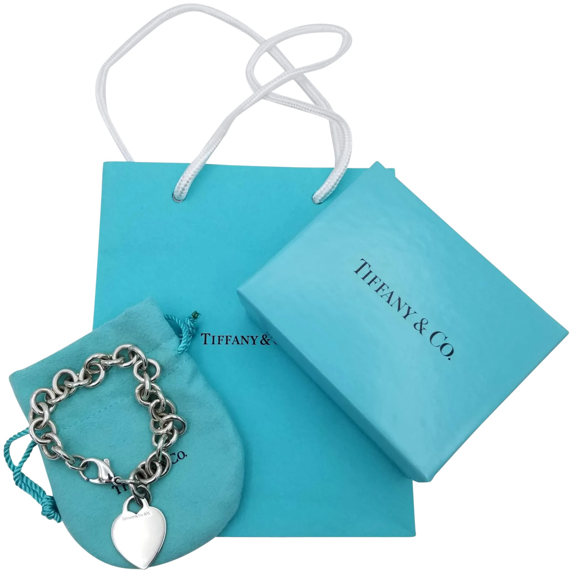 Tiffany Co Sterling Silver Bracelet